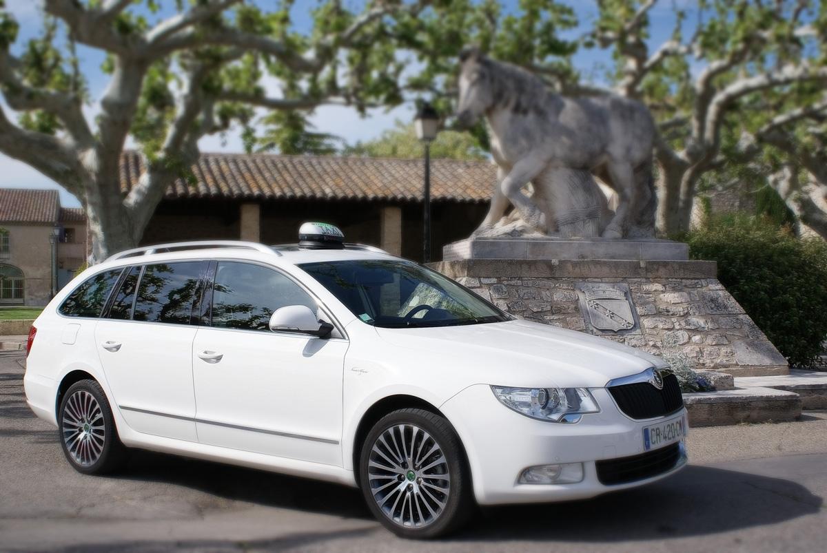 Votre Taxi dans le Sud de la France